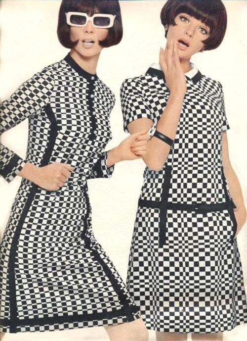 9 Fashion Trends That Defined The '60s - Beattransit |From The 60s Clothing Styles