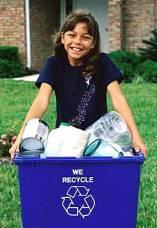recycle-girl