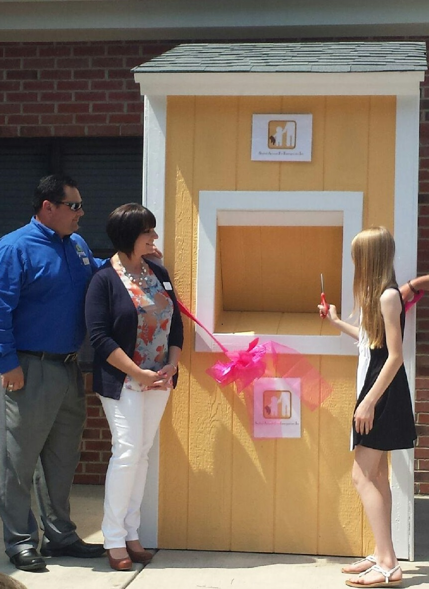 Goodwill Construction Students Donate Nc Safe Box Wow Goodwill