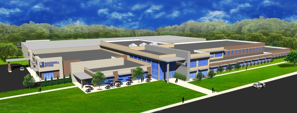 Goodwill Opportunity Campus Rendering