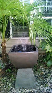 DIY Garden Fountain 6
